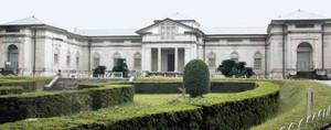100年の歴史を重ねた神宮徴古館=伊勢市神田久志本町で