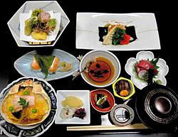 かわぐちの春の「越中料理」