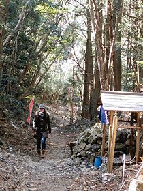 昔の風景が今も残る熊野古道「大辺路」
