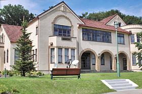 岡崎東公園内に移築復元された「旧本多忠次邸」