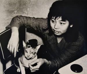 若者の心を揺さぶる多くの詩を残した広津里香(石川近代文学館蔵)