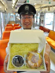 甘いもんとれいんで提供するお菓子の例=伊賀市内で