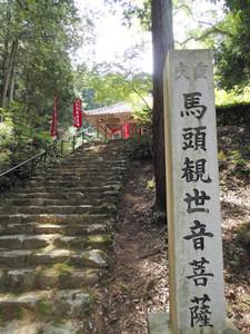 福井県内では最古の創建とされる高野山真言宗・馬居寺=いずれも福井県高浜町で