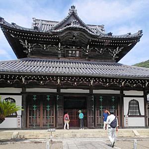 わが国における、しょうゆ発祥の地の逸話もある興国寺=いずれも和歌山県由良町で