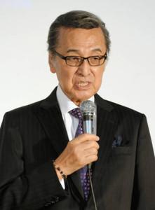 俳優の宝田明さん