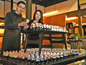 リニューアルへ準備が進む「オルゴールの館」=石川県小松市粟津温泉で