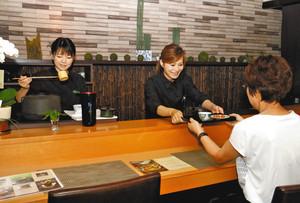 本格的なお茶を楽しめる和Cafe=小松市日の出町で