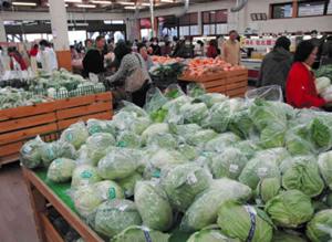 野菜などが安価に並ぶ「げんきの郷」