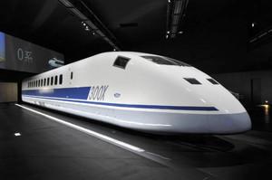 リニア・鉄道館で車内が特別公開される955形式新幹線試験電車=JR東海提供
