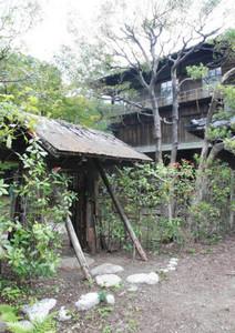 特別公開される諸戸徳成邸=昨年9月、桑名市東方で