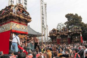 乙川祭=昨年