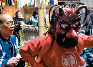 布川の花祭り=昨年