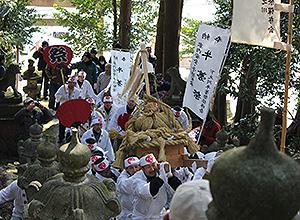牛蒡祭(ごんぼまつり)=2013年