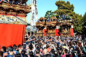 乙川(おっかわ)祭=昨年