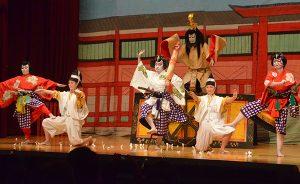 第51回坂下歌舞伎公演=昨年