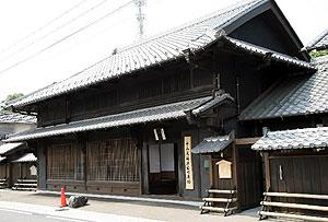 江戸時代の旧旅籠を修復した中山道鵜沼宿町屋館