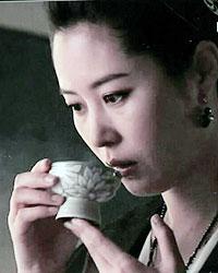 「太王四神記」に登場する趙敏豪さんの茶器