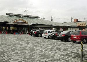 ヤマサちくわがオープンする「ちくわの里」の予定地=豊川市で