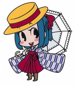 日本大正村のイメージキャラクターに決まった作品