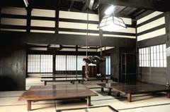 以前は料亭として営業していた座敷=名古屋市緑区大高町忠治山で
