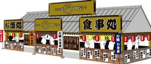 名古屋城まるはち博覧祭の東門会場のイメージ図